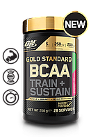 Optimum Gold Standard BCAA train sustain 266g