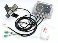 Автоматика для устройства слежения за солнцем двуосное
