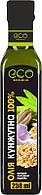 Кунжутное масло пищевое Eco Olio 100% чистое первого холодного отжима, 250 мл.