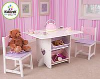 Детский стол со стульями KidKraft 26913