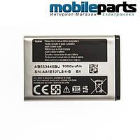 АКБ батарея АА STANDART SAMSUNG C5212 / AB553446BU  1000mAh