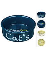 TRIXIE миска керамическая для кошки 0.3 l