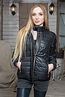 Теплая куртка на синтепоне