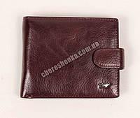 Мужской кожаный кошелек Braun Buffel BR-658 Коричневый