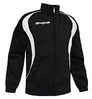 Куртка Givova pioggia черно-белое - 1433