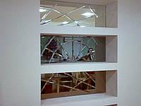 Зеркальные ниши: изготовление, установка