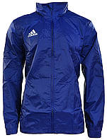 Куртка-ветровка Adidas core 15 rain jacket темно-синий /s22277 - 42726