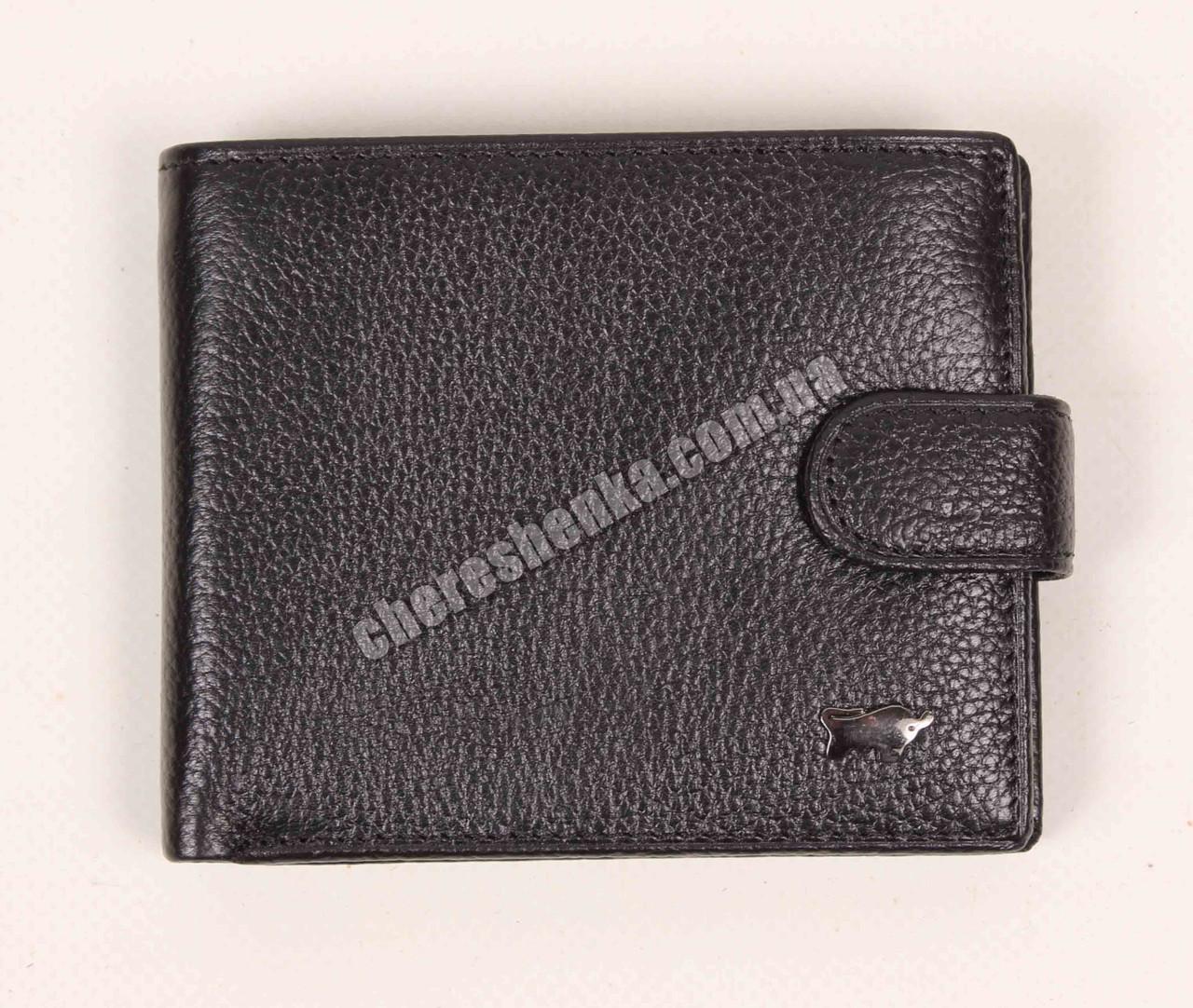 Мужской кожаный кошелек Braun Buffel 5011