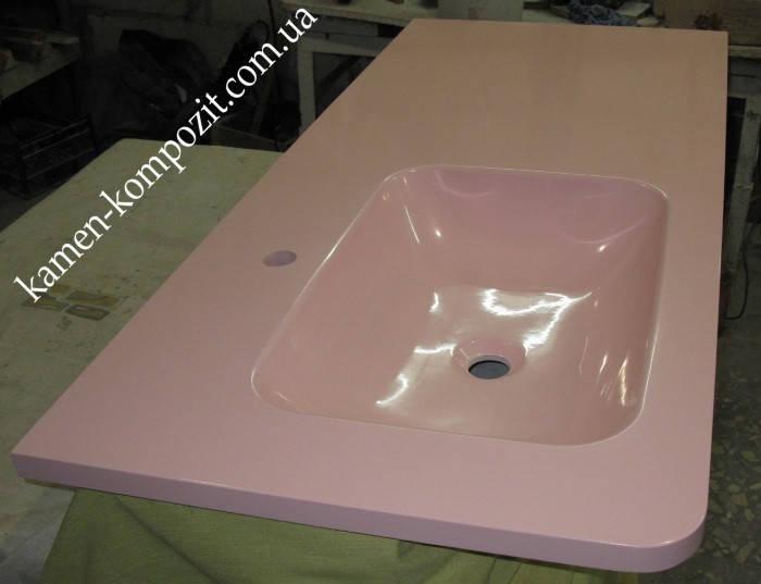 """Умывальник """"Розовый фламинго"""""""