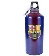 Фляга алюминиевая fc barcelona  06a /70026 - 16662
