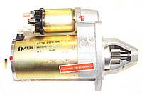 Стартер ВАЗ 1118,2170 крепеж под 3 отверстия (на постянных магнитах) (производство АТЭК,Беларусь)