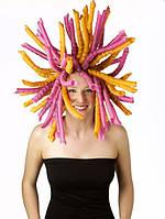 Волшебные бигуди для длинных волос Magic Leverag