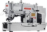 Механическая петельная машина. Автоматический подъёмник лапки и обрезка нитки BRUCE 781EK