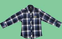 Рубашка для мальчика теплая (80, 104) Турция