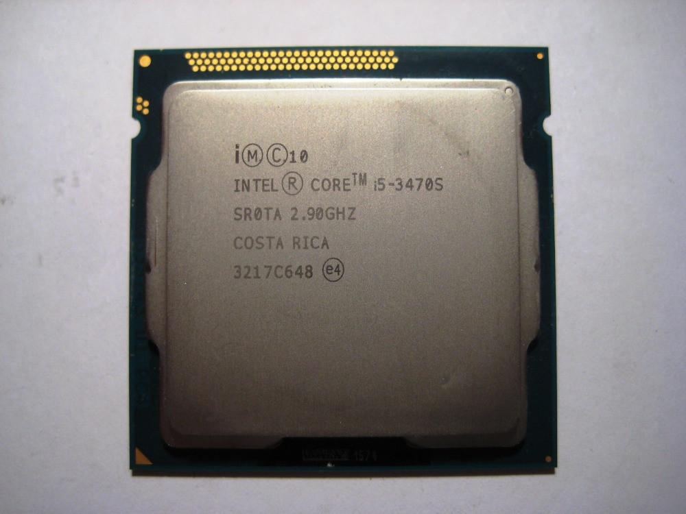 """Процессор Intel Core i5 3470S 2.9GHz Б/У """"Over-Stock"""""""