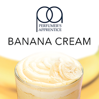 Ароматизатор TPA Banana cream 5 ml (банановый крем)