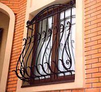 Кованые решетки на окна заказать в Херсоне