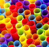 Трубочки для напитков 200 мм 500 шт Winco