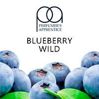 Ароматизатор TPA Blueberry (wild) 5 ml (дикая черника)