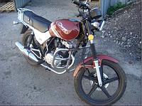 Мотоцикл SP150R-18 УЦЕНКА!
