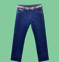 Вельветовые синие брюки для мальчика Musti (Турция) (158,164), фото 1