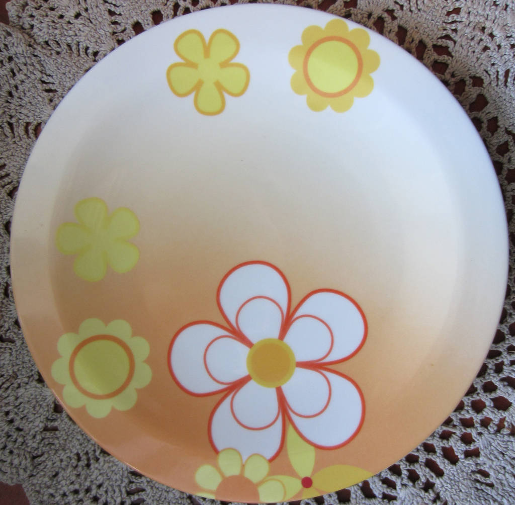 Тарелка обеденная Allure Оазис