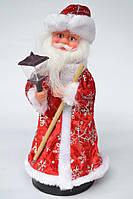 Дед Мороз музыкальный 30 см.