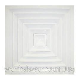 Диффузор потолочный алюминиевый ДПАл