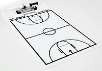 Тактическая доска для баскетбола SMJ Sport vccbe-bc916 - 35904