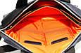Сумка из натуральной кожи VATTO Mk33.1 Kr600 синяя, фото 7
