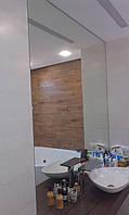Зеркало в ванную комнату на заказ.