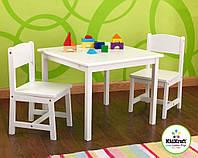 Детский стол с 2 стульями KidKraft 21201