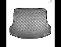 Коврик в багажник Nissan Tiida седан с 2007- / цвет:черный
