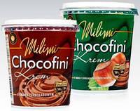 Шоколадно ореховая крем паста Chocofini Milimi 400 г