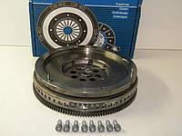 Двухмасовый маховик сцепления на Мерседес Спринтер 906 2.2 CDI(OM 651) 2009-> SACHS (Германия) 2294000994