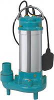 Насос канализационный (фекальный) Aquatica 773432 0,75кВт Hmax 12 м Qmax 225 л/мин с ножом(нерж)