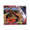 Игровой набор «Каменный путь» с паровозиком Брюстером на батарейках ( Чаггингтон Chuggington ) TOMY LC54489