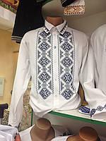 Чоловіча сорочка орнамент 4