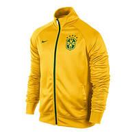 Олимпийка Nike core trainer brazil желтый /598255 703 - 31414