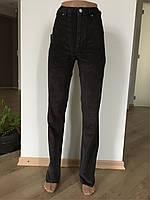 Джинсы женские, джинсы женские вельветовые, джинсы женские осенние, джинсы женские завышенная талия