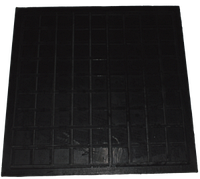 Покрытие для животноводческих ферм(500×500×20мм)