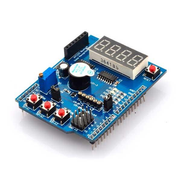 Плата розширення мультифункційна для Arduino