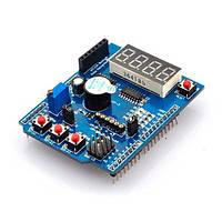 Плата розширення мультифункційна для Arduino, фото 1
