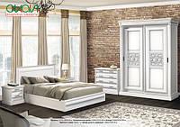 Комплект мебели в спальню С-2 серебро