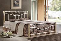 Кованая кровать Ленора 160