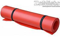 Коврик спортивный (каремат) Yoga Master 5 мм (однослойный, тиснение с одной стороны)