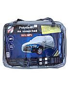 Автомобильный тент MILEX JEEP PEVA+PP Cotton XXXL 101139