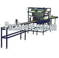 Автоматический формирователь (запайщик) длинномерных  упаковок к термотоннелю  АПД-15