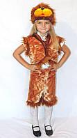 Дитячий новорічний карнавальний костюм лева