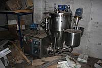 Линия для производства майонеза и кетчупа холодным способом